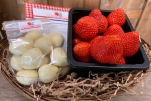 Vennenhof aardbeien pakket