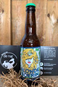 blonde boerin