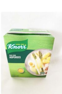 Knorr kant en klare aspergesaus